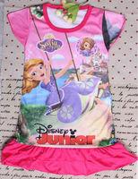 2014 New Hot Sale!!!!!! SoFia dress Girl princess  dress with Junior Free shipping N.181