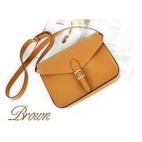 New 2014 Designer Handbag Satchel women leather handbags lovely women messenger bags candy color women handbag 14 colors BB-002