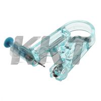 1pcs Sterilised Ear Studs Piercing Gun Kit Body Piercing Gun with Alcohol wipes Ear Piercing Gun