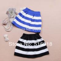 Free Shipping New 2014 Fashion Desgual Chiffon Women Skirts/Summer Skirts For Women/Brand Casual Mini Pleated Skirts Women