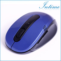 Newest Fashionable Wireless Mouse and Mice optical mouse 2.4G Receiver Free Shipping