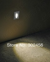 free shipping 5pcs/lot 3w led wall light /led stair lighting  AC85-264V 2year warranty