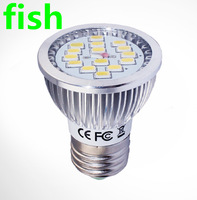 6W E27 SMD 5630 15 LED Spotlight Bulb Light lamp AC 85-265V Cool white |Warm White Free shipping 100pcs/lot