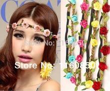 popular floral hair accessories