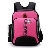 2014 New ultra-light  5 colors waterproof Nylon Boys & Girls grade 3-6 school bag child backpack