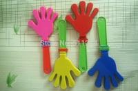 19cm plastic clapping tools, plastic hand clap.