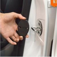 volkswagen VW JETTA MAGOTAN CC GOLF POLO GOLF 6 passat B4 B6 Lavida Sagitar Bora skoda Fabia Superb Car Door Lock cover