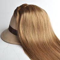 "100% real Brazilian  virgin woman Hair Clip in Extensions 14"" -30"" 70g -120g 7Pcs/Set  #27honey  blonde cabelo humano"