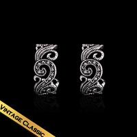 Special Vintage Alloy Stud Earrings Skeleton Earrings For Women Girls Wholesale EH13A092010