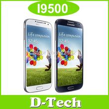 I9500 Original Samsung GALAXY S4 mobile phone S4 i9500 mobile Phone 13MP  Quad-Core 2GB RAM 16GB refurbished phone Free Shipping(China (Mainland))