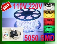 110v 120v 220v 230v LED tape strip + Dimmer / RF TOUCH controller 100% safety and fastest delivery lamp outdoor light lighting