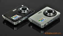 "2014 New Fashion 5.0MP CMOS sensor 16.0 mega pixels 2.7""  Digital camera Smile Capture Anti-shake Video Camcorder Free shipping"
