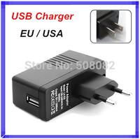 Original EU or USA Plug Universal USB Charger AC Power Adapter for Tablet PC Cellphone TV Box Stick Dongle DC 5V 2A