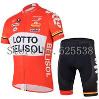 2014 men cycling jersey  shorts strap pants cycling suit rider sportswear