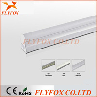 2014 new hot sale bright Led tube lamp t5 Integrated 900mm 100pcs energy saving lighting