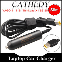 For Lenovo Edge E431 E531 S431 20AX0001US 45N0254 65W AC Power Adapter In Car Charger