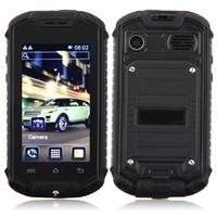 MINI Z18 Waterproof Smartphone:  Super Slim, Dual Core, Dual Sim, Android 4, Super Slim,  Multi-touch Screen, Mini Discovery V5