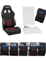2 seats installed+ 5 speed dual wheel switch universal auto car seat heater cushion heated cushion heater system 12v suv seat