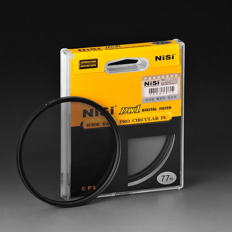 NiSi Dw1 Ultra Thin 37mm CPL Professional Polarizer Filter 37mm Circular Polarizer Filter Free Shipping(China (Mainland))