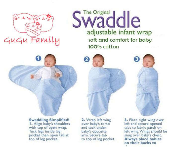 summer newborn baby swaddleme parisarc 100% cotton soft infant newborn baby products Blanket & Swaddling Wrap Blanket Sleepsack(China (Mainland))