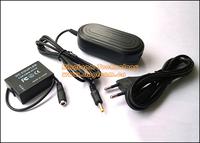 Power Adapter Combo DMW-AC8+DMW-DCC8 DC Coupler for Panasonic Lumix FZ200, G6, G5, GH2, GH2K, and GH2S Cameras
