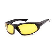 Wholesale Goggle Top Fasion Adult Mirror Black Acetate Unisex New 2014 Night for Vision Sunglasses Nvgs Fishing Glasses Male Sun