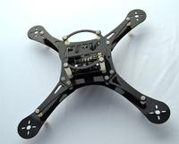 ZMR Mini Multi-Copter carbon fiber Fram Kit V2 X240 4-axis KK Quadcopter  (Barebone Frame)