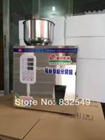 5-100g tea Packaging machine, grain filling machine, granule, medlar, automatic salt weighing machine,powder  seedfiller
