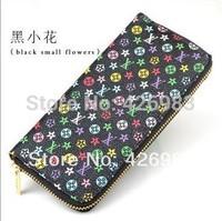 2014 hot sale Free Shipping Fashion women wallet lady purse wallets women leather wallet,12