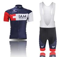Hot Sale ! 2014 IAM Outdoor Bike Cycling Jersey and bicicleta bib Shorts Ciclismo Clothing MTB Sportswear SZ996
