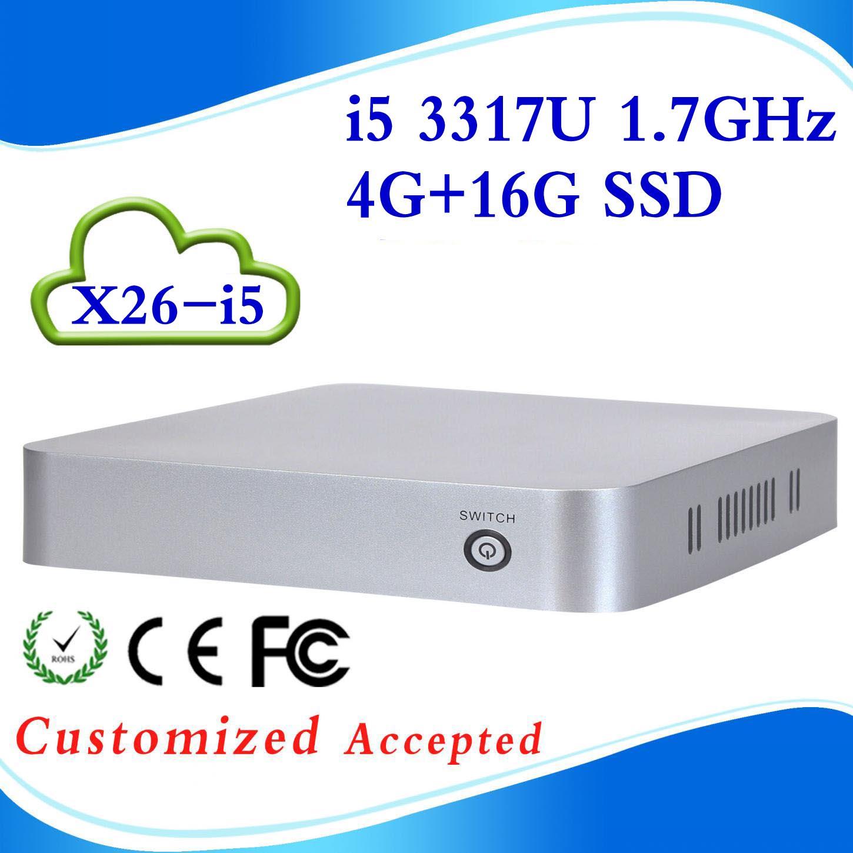 car pc windows opera mini download mini pc xp X26-I5 3317U support Linux OS Ubuntu High Performance(China (Mainland))