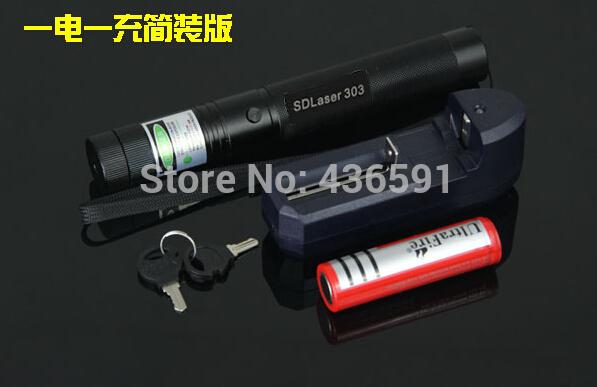 Pointeur Laser Puissant Laser Vert Stylo Pointeur
