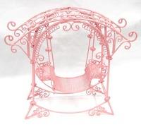 European princess swing mini furniture knick birthday / wedding gifts for girls Christmas gift birthday gift free shipping