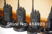 Handheld radio CP200 with UHF/VHF Dustproof Two Way Radio Radio Transmitter