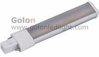 G23 LED PL lamps 6W 500Lm, 230V AC, NW 4000-4500K,on sale 50pcs/lot,CE RoHS. 3 years warranty   Fedex free shipping