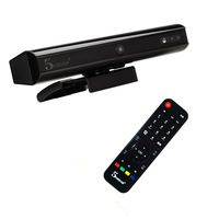 Dual Core Cortex A9 Android 4.0 Smart TV Box/HD media player/Set Top Box with 2.0MP Camera Freely install APK  WIFI