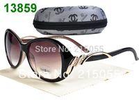 wholesale Best selling 8 Color 2014 new style Fashion Women Sun Glasses Sport