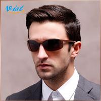 Hot Free Shipping 2014 New Summer Sunglasses Men Polarized Black Acetate   Male Vintage Uv400 Sunglasse Online