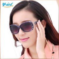2014 New Lovely Women Sunglasses Joint Multi-Coloured Mirror Female Lentes The Sunglasses Hut Wholesale