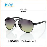 Free Shipping 2014 New Summer Sunglasses Men Dark Brown Polarized Gentleman Outdoor Sports Retro Sunglasses