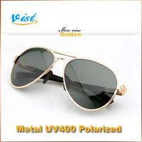 Free Shipping 2014 New Summer Coating Sunglass Black Alloy Male Vintage Uv400 Retro Sunglasses 2Pcs/5% Off