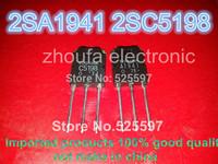 Free shipping 2SA1941 2SC5198 30pcs A1941 + 30pcs C5198 100% good quality