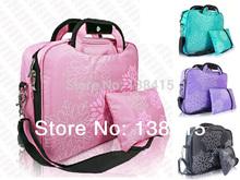 "2015 laptop bag women laptop bag handbag  women's shoulder bag 15"" 15.6"" laptop(China (Mainland))"