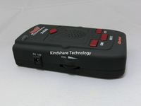 2014 New Super Laser Radar Detector  X,K,Ka,Ultra K with 180 degree Detection with English or Russian Voice Warning