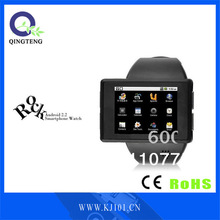 Q1 Android smart watch phone full touch screen dual-core processors can download a variety of software