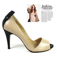 2014 New Arrival Style Fashion Design Open Toe High Heels Big Sizes Lady High Heel Sexy Shoes Woman Sandals 3816