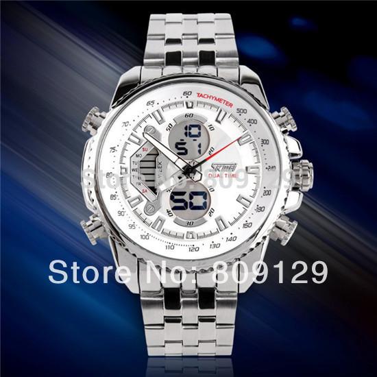Skmei 993 часы мужчины люксовый бренд военные