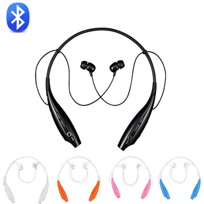 Wireless Stereo Bluetooth Headset Headphone HBS-700 Handsfree Earphone Earbud For iPhone Samsung LG Phone 2014 New Electronic(China (Mainland))