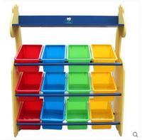 Large deer toy shelf storage rack toys for children