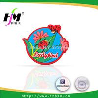 Custom Cheap 3D  Cute Personalized Promotional Souvenir PVC Fridge Magnet